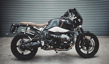 BMW RnineT - Satin Black