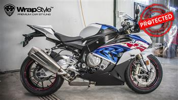 BMW S1000RR - Paint Protection Flim