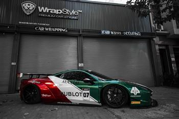 Ferrari 458 Liberty Walk - Wrapping 108 version