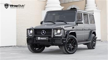 Mercedes-Benz G-Klasse - Grey matt