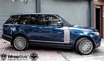 Range Rover - Avery Metallic Gloss Dark Blue
